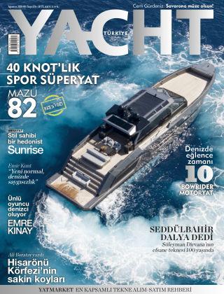 Yacht August 2020