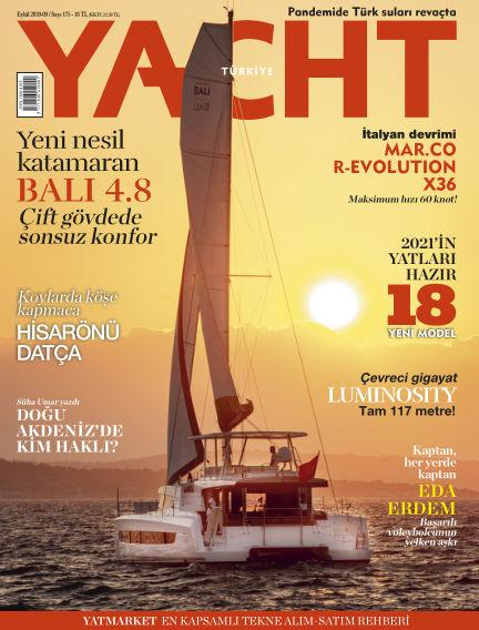 Yacht September 01, 2020 00:00