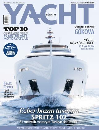 Yacht October 2020