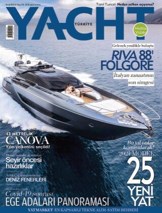 Yacht January 2021