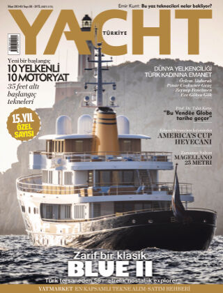 Yacht March 2021