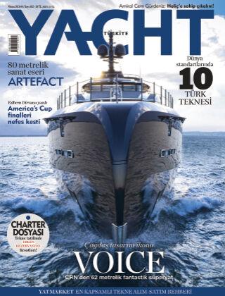 Yacht April 2021