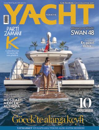 Yacht July 2021