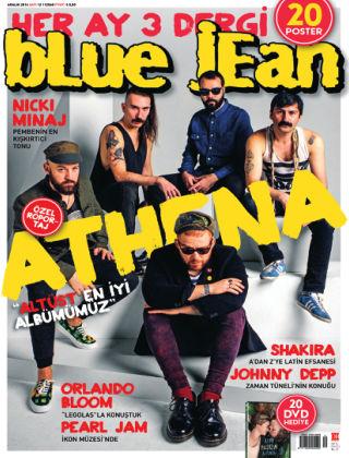 Blue Jean December 2014