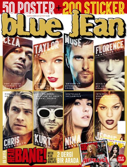 Blue Jean June 01, 2015 00:00