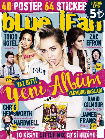 Blue Jean October 04, 2015 00:00