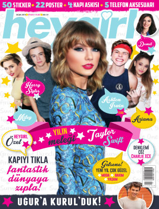 Hey Girl January 2015