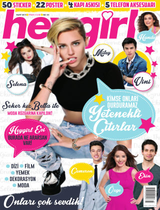 Hey Girl March 2015