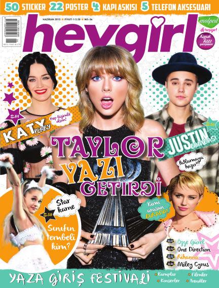 Hey Girl June 01, 2015 00:00
