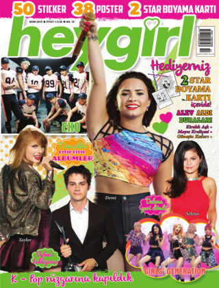 Hey Girl October 2015