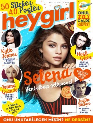 Hey Girl September 2016