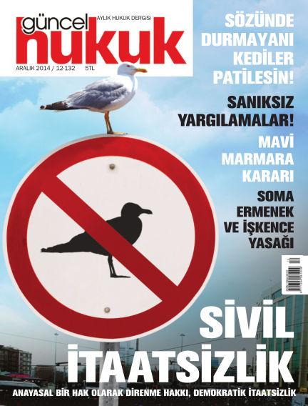 Güncel Hukuk December 10, 2014 00:00