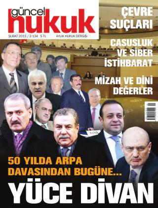Güncel Hukuk February 2015