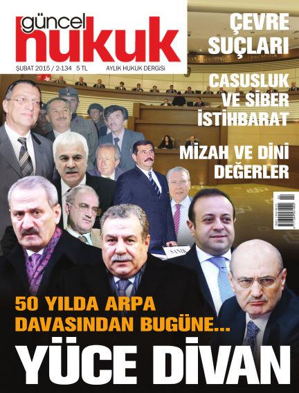 Güncel Hukuk January 29, 2015 00:00