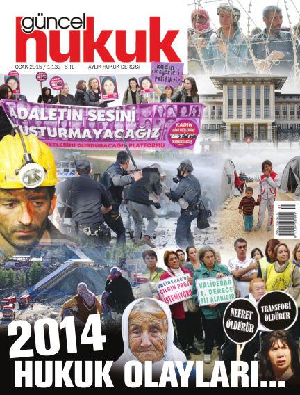 Güncel Hukuk December 31, 2014 00:00