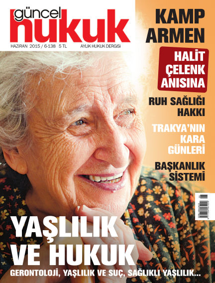 Güncel Hukuk June 01, 2015 00:00