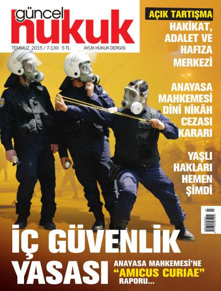 Güncel Hukuk July 01, 2015 00:00