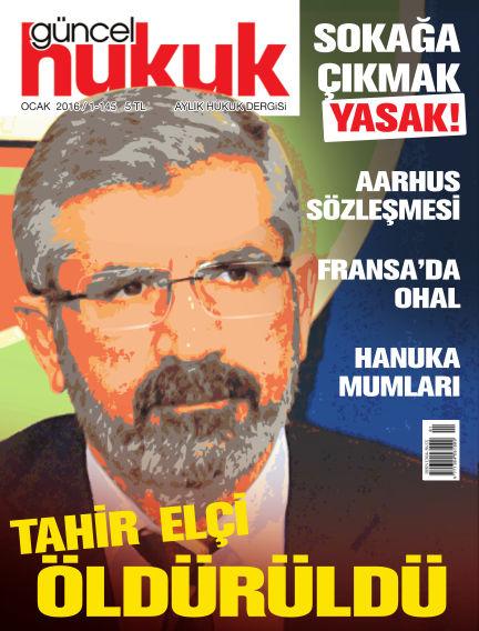 Güncel Hukuk December 30, 2015 00:00