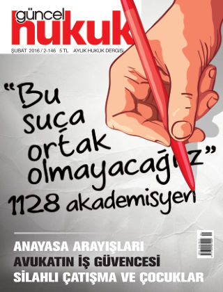 Güncel Hukuk February 2016