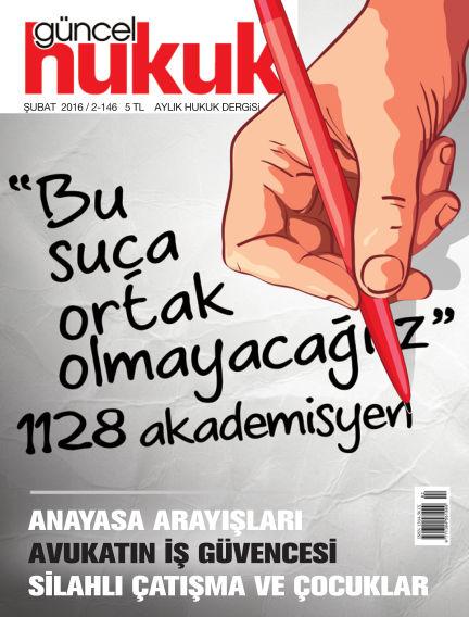 Güncel Hukuk January 29, 2016 00:00