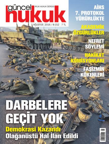 Güncel Hukuk July 31, 2016 00:00