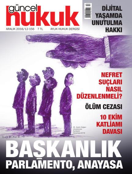 Güncel Hukuk December 06, 2016 00:00