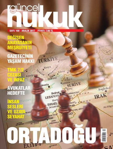Güncel Hukuk December 01, 2017 00:00