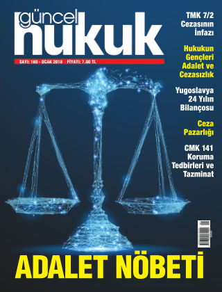 Güncel Hukuk January 2018