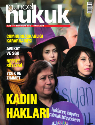 Güncel Hukuk March 2018