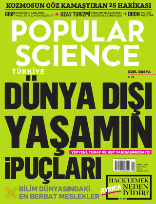 Popular Science - Turkey February 2015