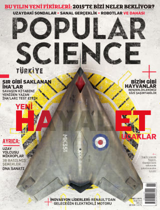 Popular Science - Turkey January 2015