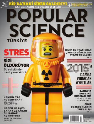 Popular Science - Turkey March 2015