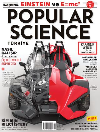 Popular Science - Turkey April 2015