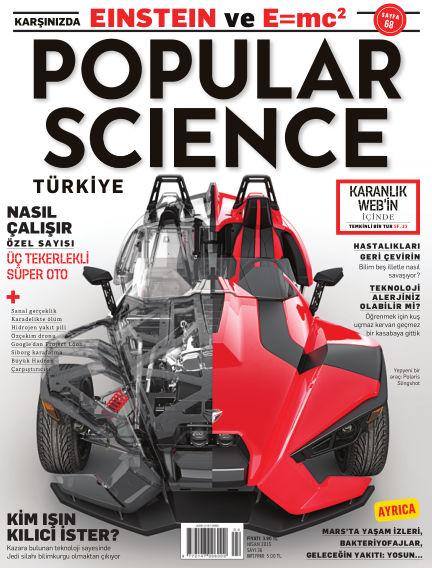 Popular Science - Turkey April 01, 2015 00:00