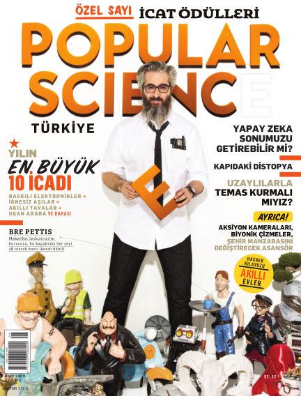 Popular Science - Turkey April 30, 2015 00:00