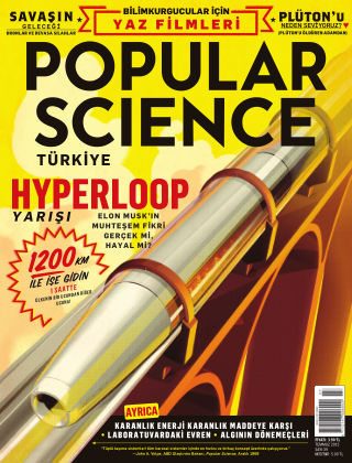 Popular Science - Turkey July 2015