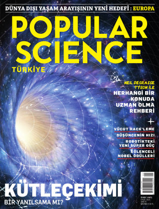 Popular Science - Turkey September 2015