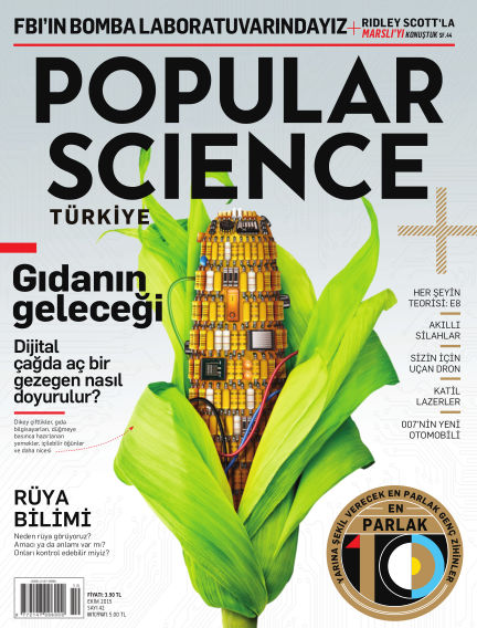 Popular Science - Turkey October 04, 2015 00:00