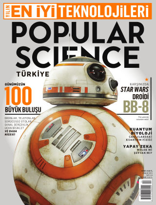 Popular Science - Turkey December 2015