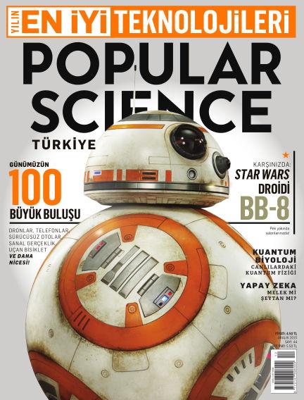 Popular Science - Turkey December 03, 2015 00:00