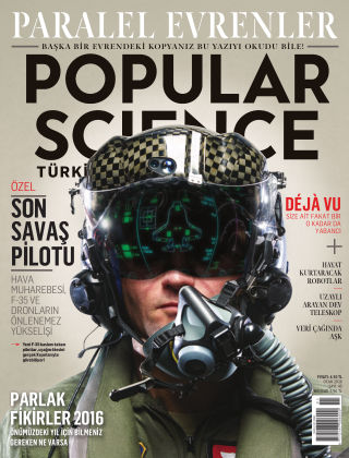 Popular Science - Turkey January 2016