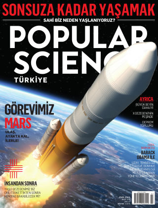 Popular Science - Turkey March 2016