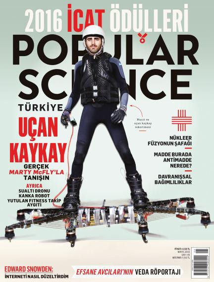Popular Science - Turkey April 29, 2016 00:00
