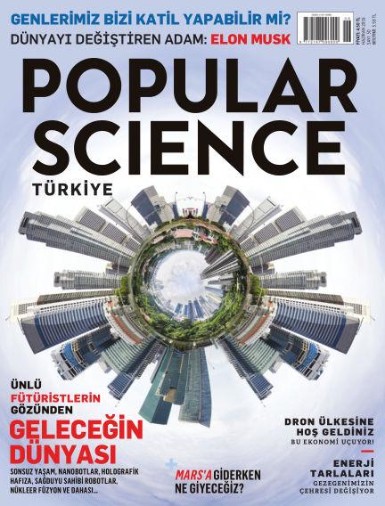 Popular Science - Turkey June 01, 2016 00:00
