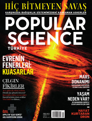 Popular Science - Turkey July 2016