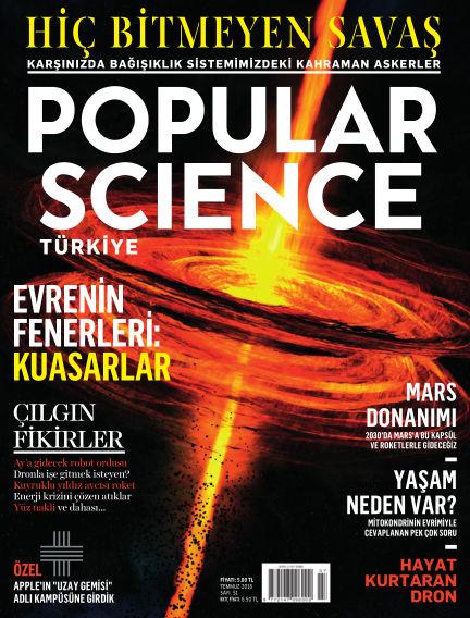 Popular Science - Turkey July 01, 2016 00:00
