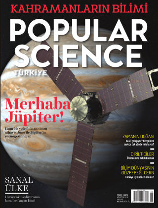Popular Science - Turkey August 2016