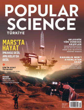 Popular Science - Turkey October 2016