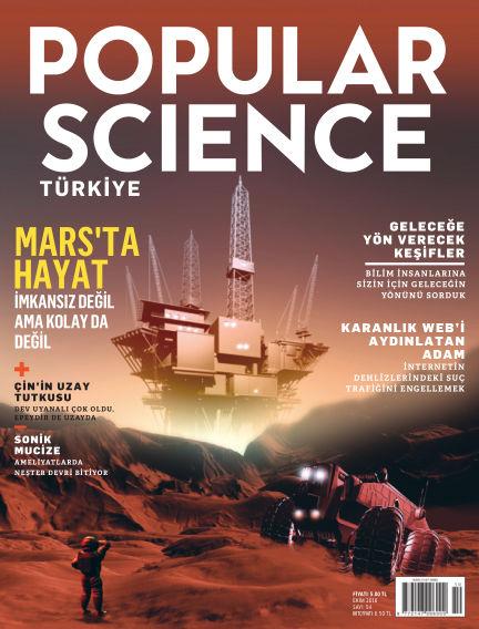 Popular Science - Turkey September 28, 2016 00:00