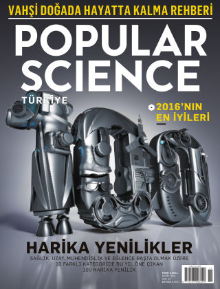 Popular Science - Turkey November 2016